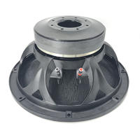 18'' Dual 250mm Magnet 5inch Voice Coil Pro Speaker WOOFER Model X181251S